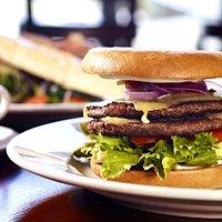 Range of quality butchers burgers