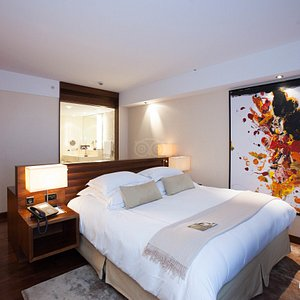 The Deluxe Room at the Jumeirah Frankfurt