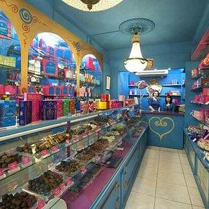 Prestat Chocolates Royal suppliers