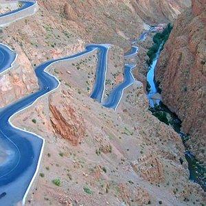 Gargantas del Dades Marruecos Rutas