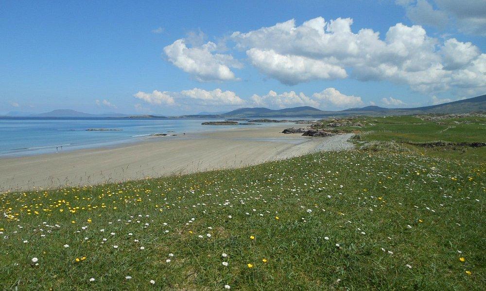 """La spiaggia di Lettergesh, set di """"Un uomo tranquillo"""""""