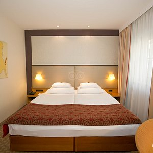 The Comfort Double Room at the Hotel Das Tigra