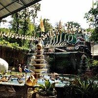 Waterfalls and Payanak