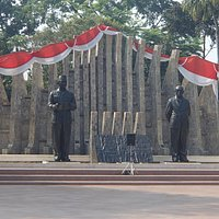 Main monument