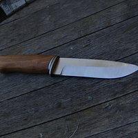 My son's knife.