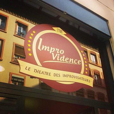 Entrée Théâtre Improvidence
