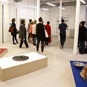 Gallery tours - copyright DMDA