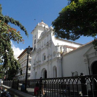 Catedral Metropolita de Caracas- Venezuela