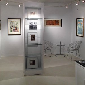 Come pull up a chair in our second floor showcase gallery at Delta Fredericton, the White Box!