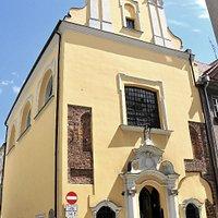 Sanktuarium Najświętszej Krwi Pana Jezusa w Poznaniu