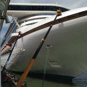 Marina Bay Cruise Centre