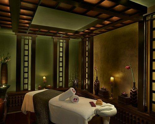 Treatment Room at Elexir Spa