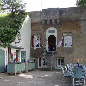 Fort de Hel Willemstad