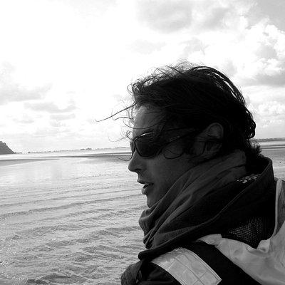 Simon BONNEVILLE guide de la baie du Mont-Saint-Michel