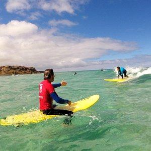 Surfen lernen mit professionellen Surflehrern
