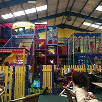 Play Area at Playmania