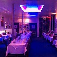 Dining Area of India Gate Restaurant