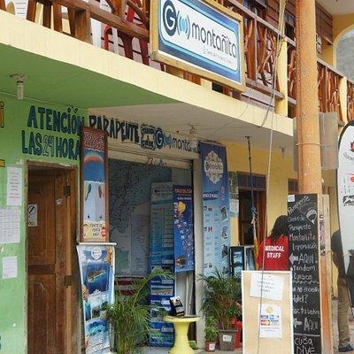GoMontanita Office, next to Taxis