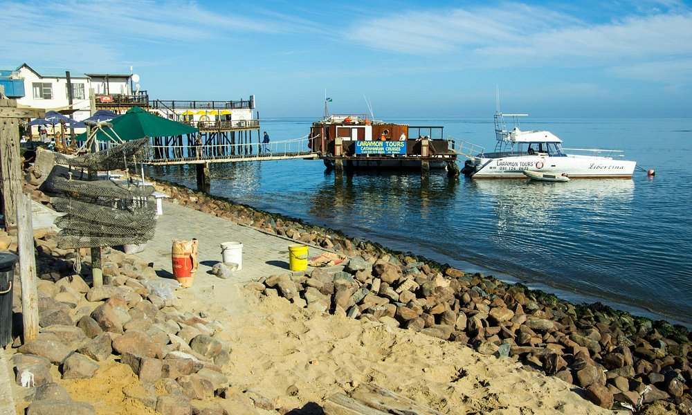 Walvis Bay water front