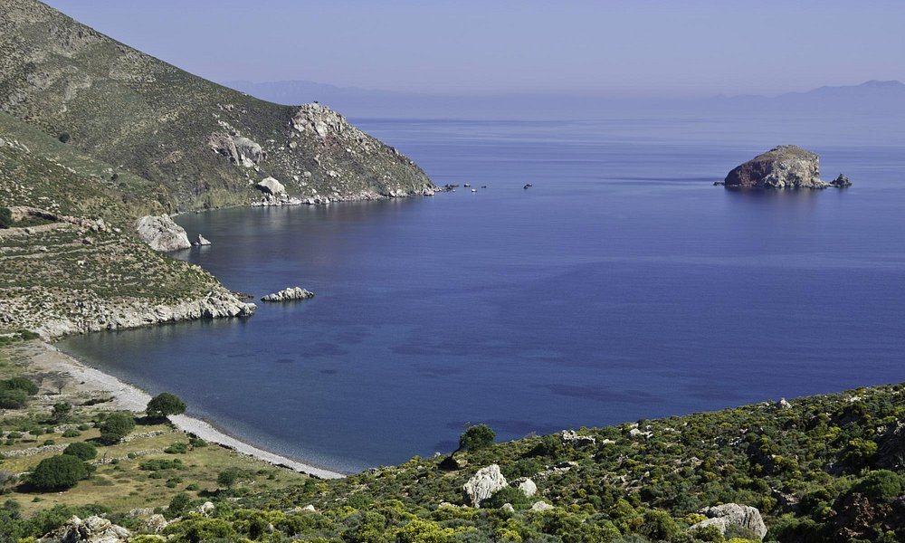 Lethra Beach, Tilos