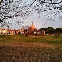 Parco Moretti in inverno