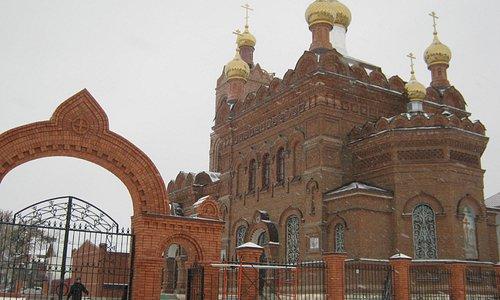 Крестовоздвиженская церковь 2