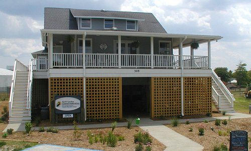 Stanback Coastal Education Center in Wrightsville Beach