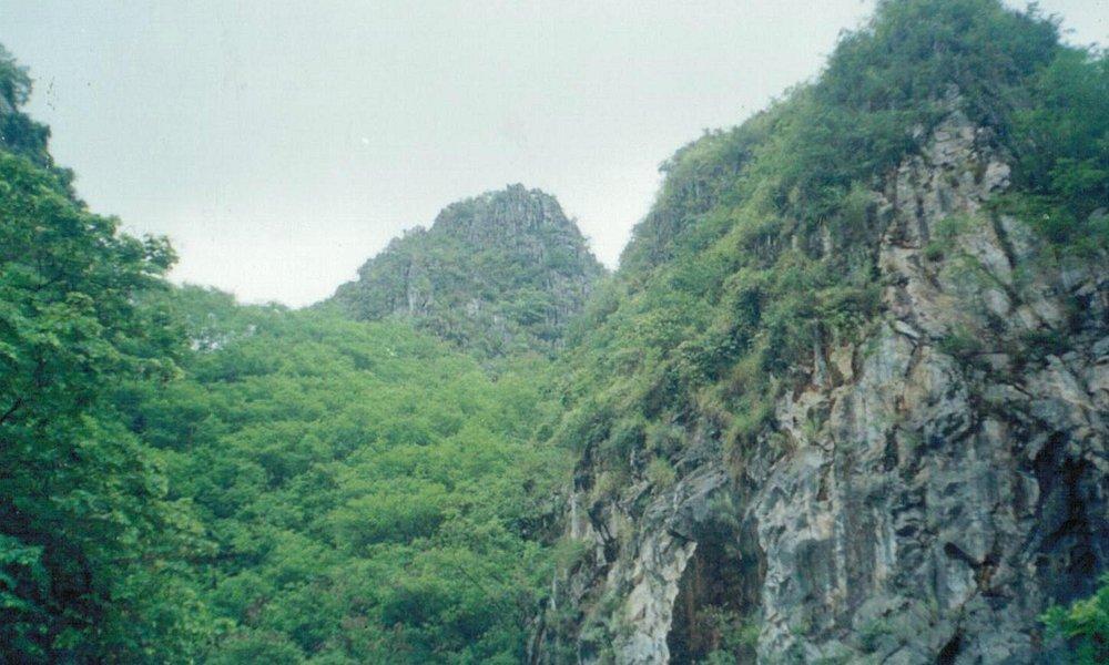 cave exterior