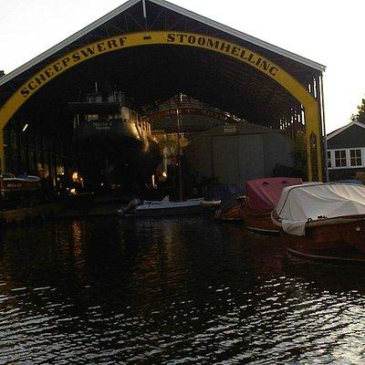 Kromhout Wharf (Werf 'T Kromhout)
