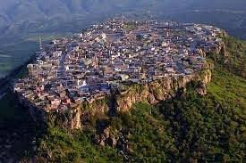 the unique village of Amediye