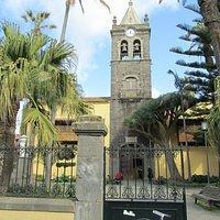 Facade of Church and Convent Saint Agustin
