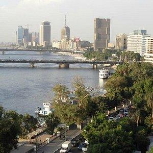 University Bridge Cairo
