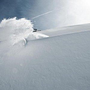 Freeride Division Axamer Lizum Tirol Austria