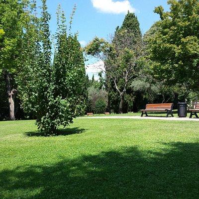 Parc Jourdan été 2014