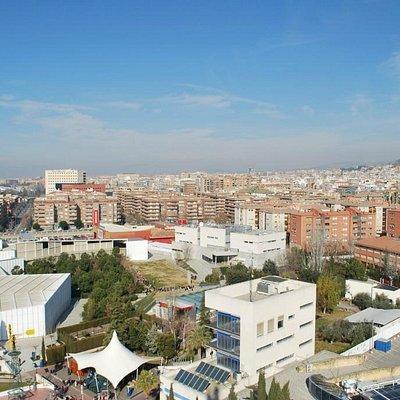Vistas desde la Torre de Observación