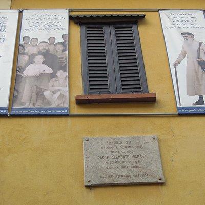 Casa natale Padre Clemente Vismara