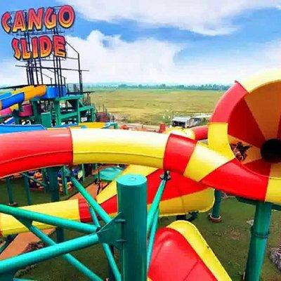 Transera Waterpark - Cango Slide Tube
