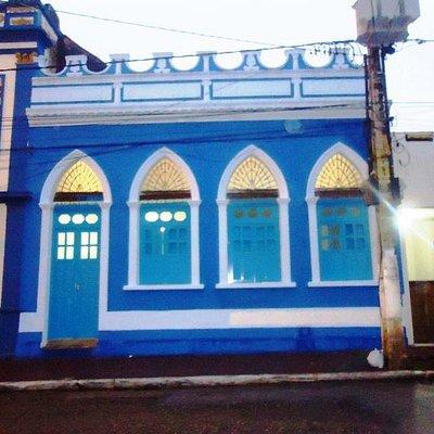 fachada central