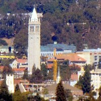 Sather Tower, University of California at Berkeley, Berkeley, Ca