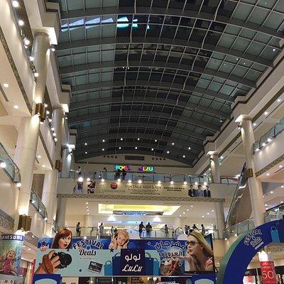 Große Eingangsalle
