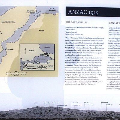 Sobre a Batalha de Gallipoli