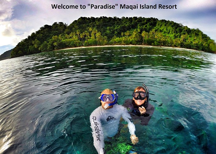 Maqai Resort, Qamea Island