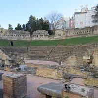 Римский амфитеатр в Триесте