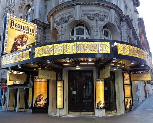 Aldwych Theatre - Beautiful