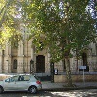 Iglesia Santa Felicitas / Bo. de Barracas.