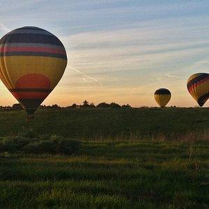 Del Mar Balloon Ride
