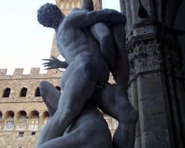 Der Raub der Sabinerinnen ... oder der Raub der Sinne