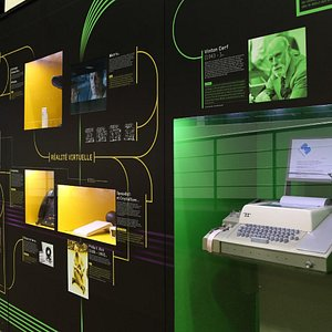 Programmed Disappearance Exhibit