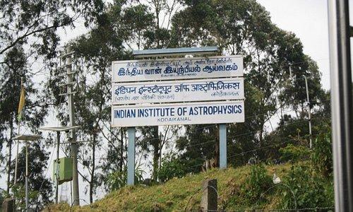 Astrophysics observatory
