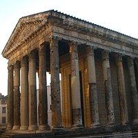 Temple d'Auguste et de Livie